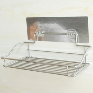 Кита Classico Bathroom Shower Caddy for Shampoo, Conditioner, Soap Steel Wall Shelf/Wall holder завод