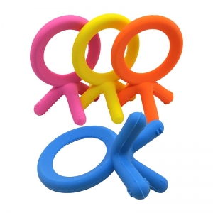 Silicone Teething Toys Baby Teether